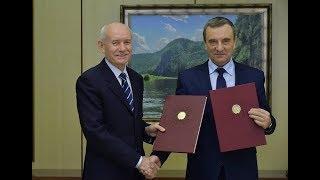 Башкортостан подписал соглашение о сотрудничестве с ДОСААФ