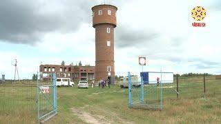 Жители поселка Северный теперь могут пить воду из-под крана