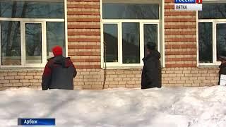 Стали известны причины обрушения стены в детском саду в Арбаже(ГТРК Вятка)