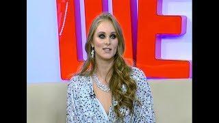 Певица Екатерина Сулимова: артист должен дарит людям энергию