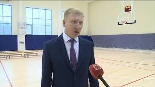 03 12 2018 Физкультурный комплекс открыли в посёлке Новый Воткинского района Удмуртии