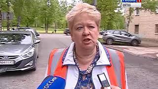 В Кирове продолжается ремонт улиц в рамках проекта «Безопасные и качественные дороги»(ГТРК Вятка)