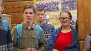 """Новая выставка """"Прирастая Сибирью"""" открылась в Сибирском культурном центре Омска"""