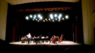 Музыкальный фестиваль под руководством Юрия Башмета стартовал в Хабаровске