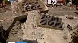 Через неделю в Красноярске стартует сезон дорожного ремонта