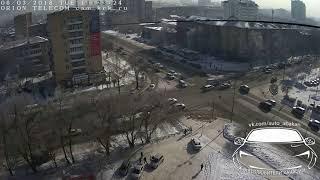 ДТП Абакан, Щетинкина - Кирова