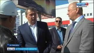 """Работы на путепроводе """"Вокзальный"""" в Астрахани должны быть ускорены"""