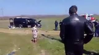 Стали известны подробности смертельного ДТП в Крыму
