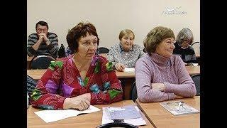 """Второй семестр начался в самарском """"Университете пожилых"""""""