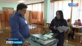 Главное событие последних месяцев — в Архангельской области выборы