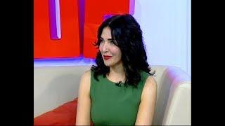 Ведущая Наталья Клещева: я постараюсь, чтобы никто не пострадал от чтения «Тотального диктанта»