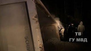 Водитель-убийца самоубился возле места ДТП