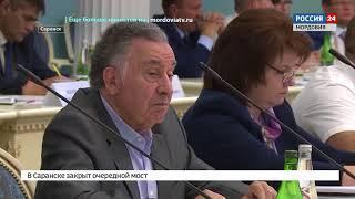 Глава Мордовии Владимир Волков провел совещание с главами муниципальных районов