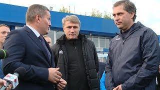 Легенда российского футбола Олег Веретенников будет работать в «Роторе»