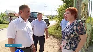 Валерий Радаев пообещал вернуть ершовцам стадион