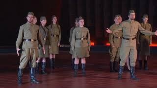 Свечи памяти зажглись в концлагере Красный