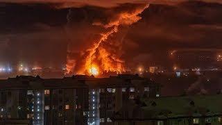 В Нижневартовске в огне погибла женщина