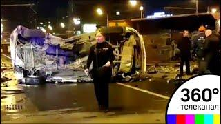ДТП на Рязанском: самосвал с щебнем не имел разрешения на въезд в Москву