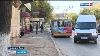 Йошкаролинцы недовольны «чистотой» на остановках общественного транспорта