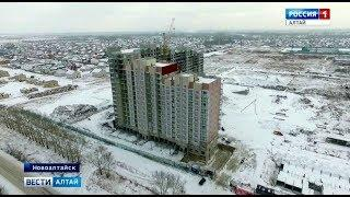 «Демидов-парк» в Новоалтайске будет достраивать новый подрядчик