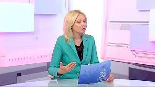 """Программа """"В центре внимания"""" интервью с Викторией Хопатько  ."""