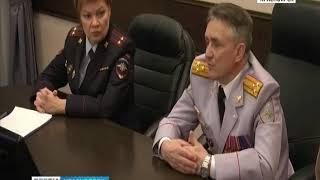 Курсанты СибЮИ встретились с кавалером Ордена мужества Александром Фоминым