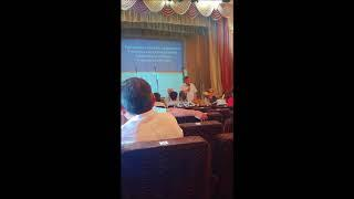 Жанбаев заявил о своей отставкке