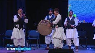 В Уфе выступили артисты из Ирана