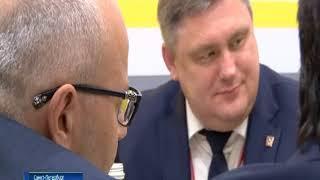 Ветрогенерация и строительство дорог - итоги первого дня Петербургского экономфорума