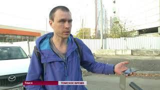 Дольщики с Нефтяной улицы вновь установили забор
