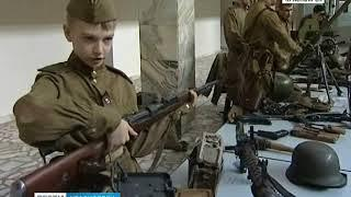 В Сибирском Федеральном университете прошел день исторической реконструкции