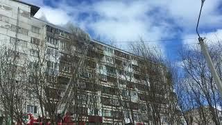 В Эжве загорелась квартира - 2