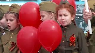 Парад дошкольных войск «Наследники Победы!» Будённовский район