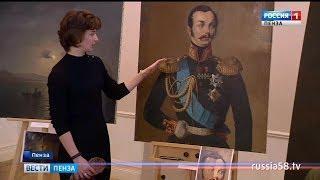 В Пензе вызволили из заточения шесть картин