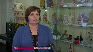 В Доме искусств начал работу новогодний «Кукольный арт»