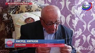 Его главный праздник - 9 мая. Ветеран Нисред Амрахов рассказывает о своей войне