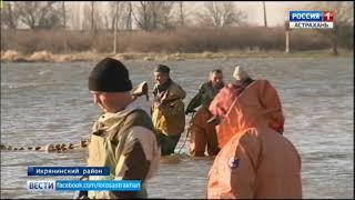 Астраханские речные ловцы полностью готовы к массовому ходу рыбы