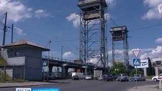 В ночь с 13 на 14 августа перекроют двухъярусный мост