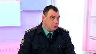 """Программа """"В центре внимания"""" интервью с Дмитрием Ткаченко ."""