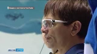 Сегодня в Барнауле стартовал Открытый чемпионат Алтайского края по кёрлингу
