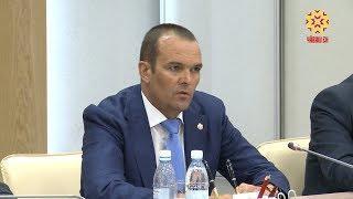 Глава Чувашии встретился с депутатами Государственного Совета.