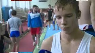 Прямое включение: в Красноярске начались всероссийские соревнования по спортивной гимнастике