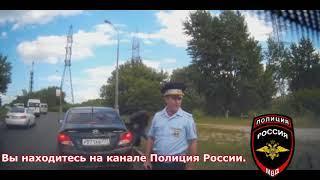 Разбойник в форме гаишника /  ing Robber in the form of a traffic COP