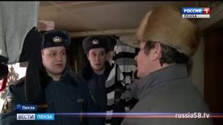 В частном секторе в Пензе устранили нарушения пожарной безопасности