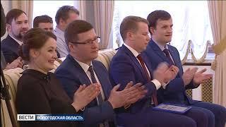 С участниками конкурса «Лидеры России» встретился Олег Кувшинников