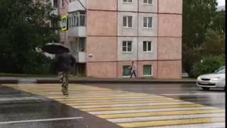 На пешеходном переходе сбили пенсионера