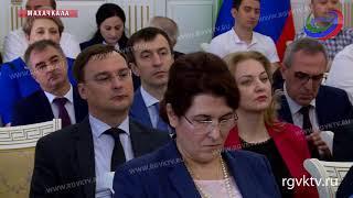 Актуальные вопросы обсудили на планерке у врио Главы республики Владимира Васильева