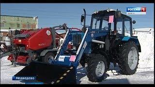 В Марий Эл проанализировали состояние машинно-тракторного парка республики - Вести Марий Эл
