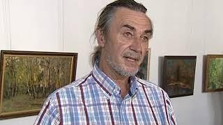 В Ярославле открылась выставка художника Вячеслава Клапши