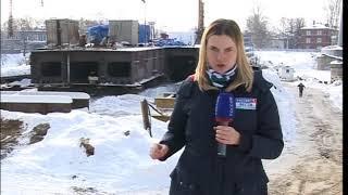 Специалисты приступили к монтажу основной части Комсомольского моста через Которосль